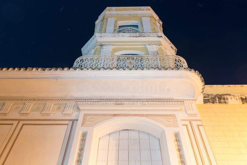 Palais de Cantero - Trinidad, Cuba photos libres de droits