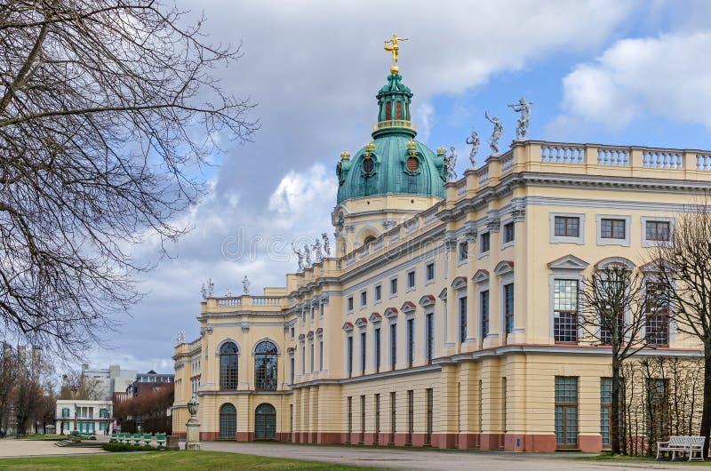Palais de Charlottenburg ? Berlin, Allemagne photos libres de droits