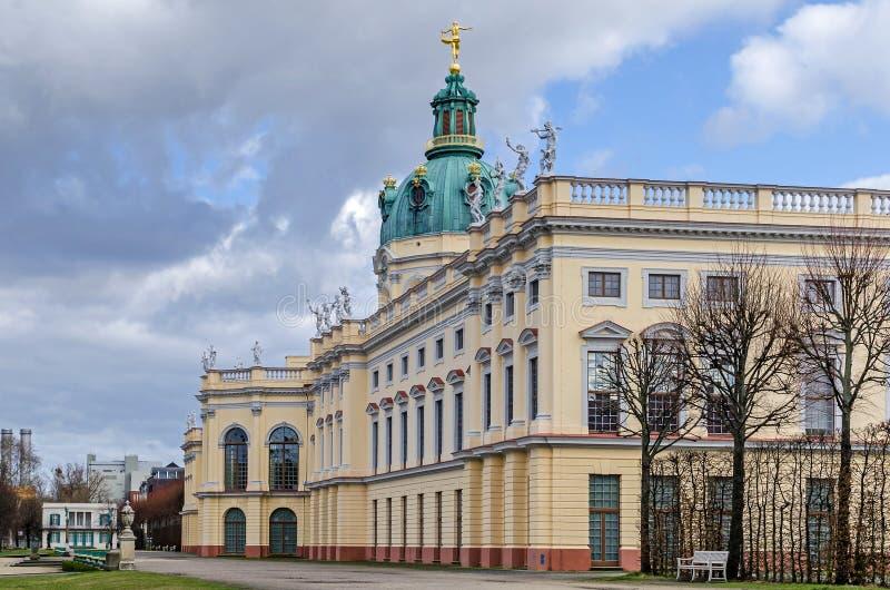 Palais de Charlottenburg ? Berlin, Allemagne photo libre de droits
