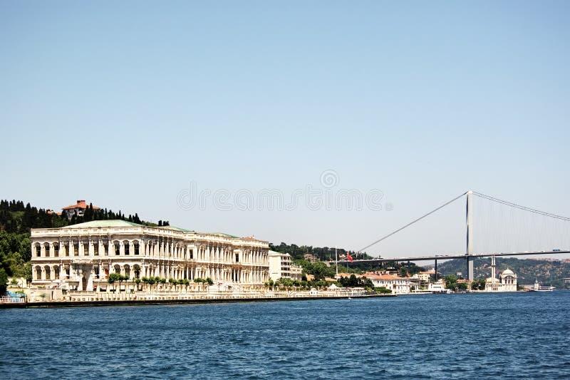Palais de Ciragan photos libres de droits