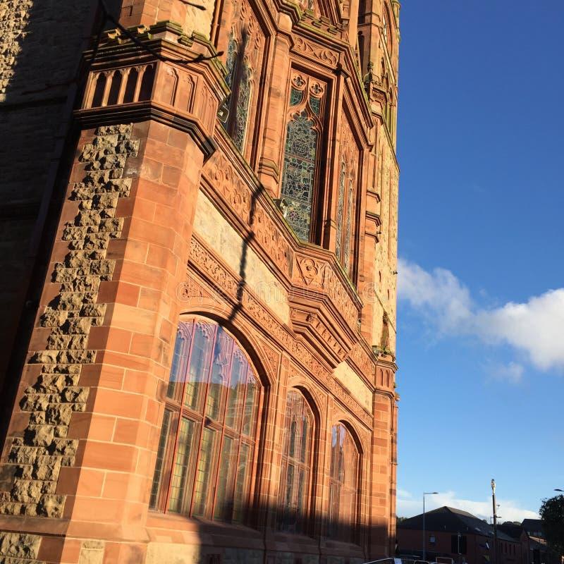 Palais de corporations dans Derry2 images stock