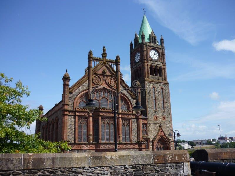Palais de corporations de Derry photo stock