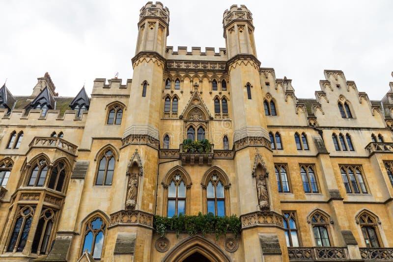 Palais de corporations Westminster Lon du Royaume-Uni Middlesex de court suprême image libre de droits