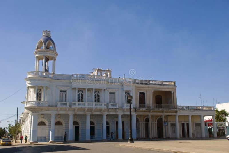 Palais de Ferrer, Cienfuegos, Cuba photos stock