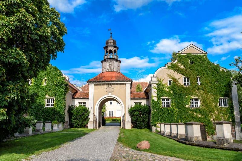 Palais de Galiny Gallinden images libres de droits