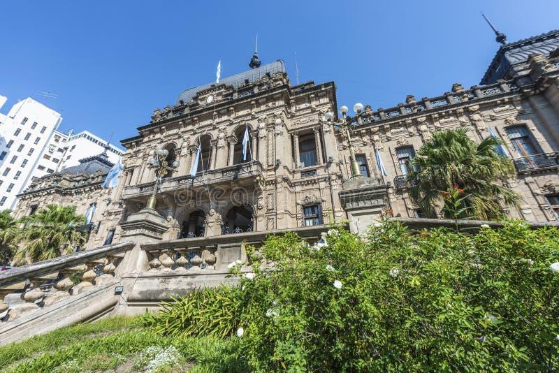 Palais de gouvernement à Tucuman, Argentine photos libres de droits