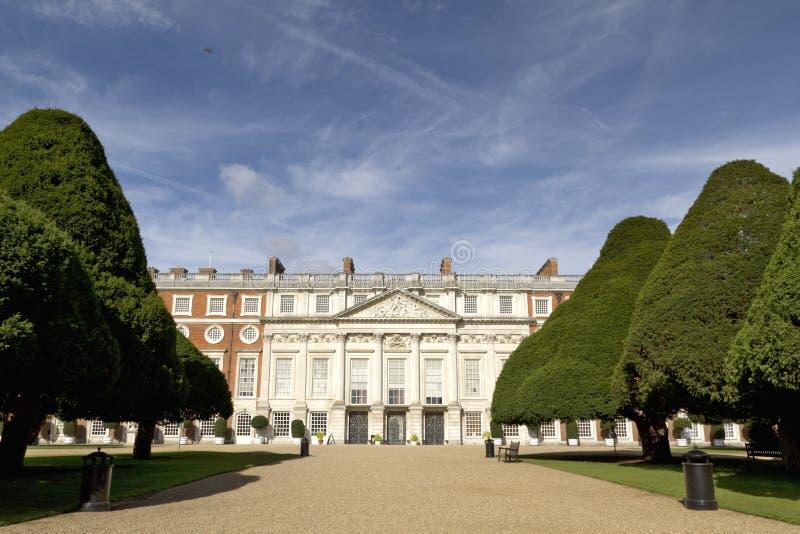 Palais de Hampton Court photos stock