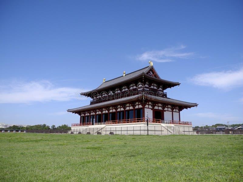 Palais de Heijo photographie stock
