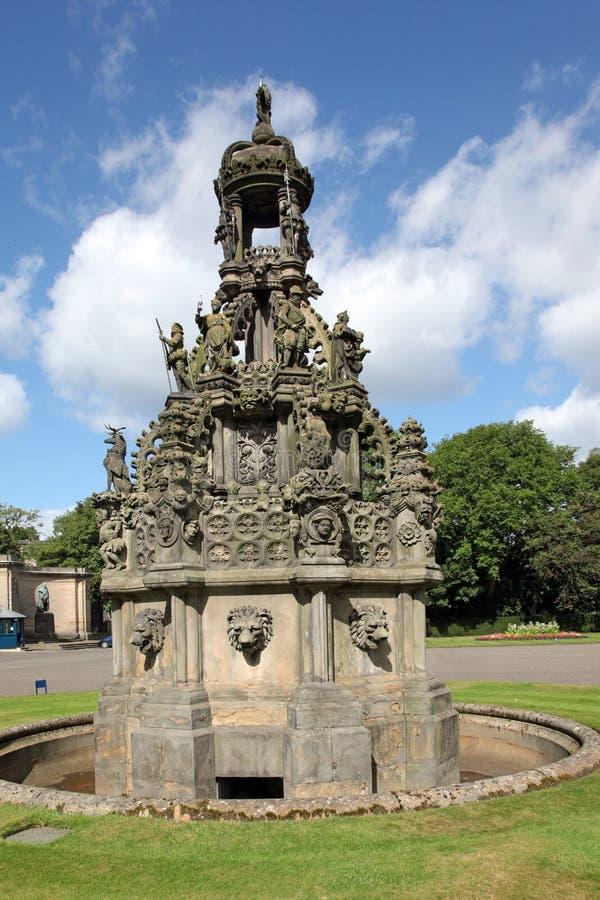 Palais de Holyrood photos stock