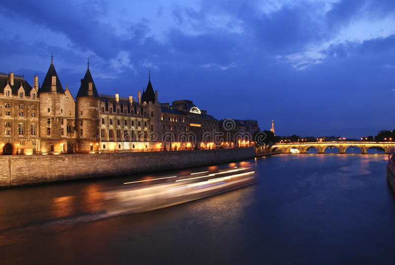 palais de justice στοκ εικόνα