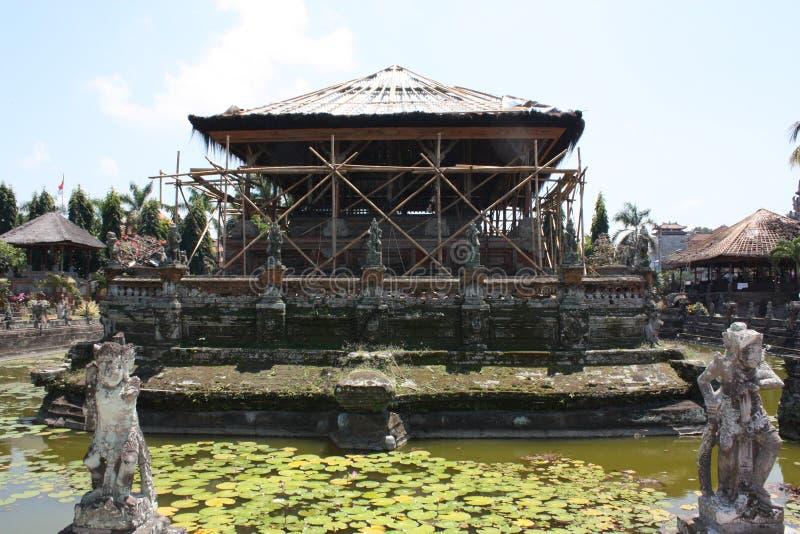 Palais de Justice de Bali stockfotografie