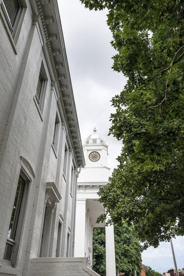 Palais de justice de Lexington Missouri photo libre de droits