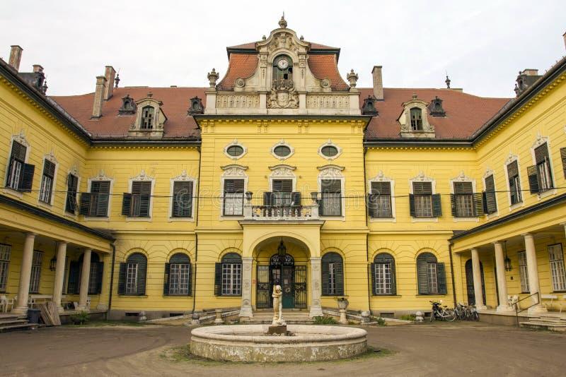 Palais de Karolyi photos libres de droits