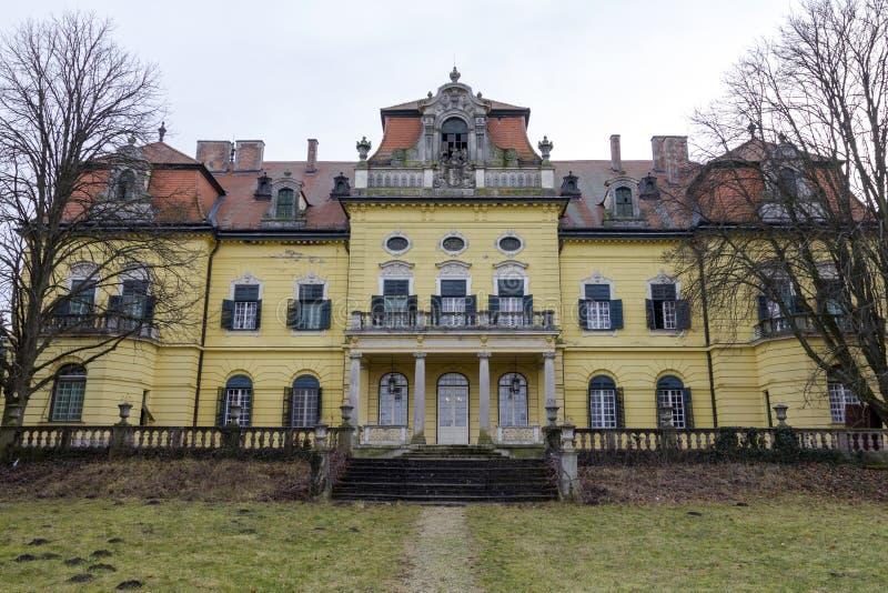 Palais de Karolyi image libre de droits