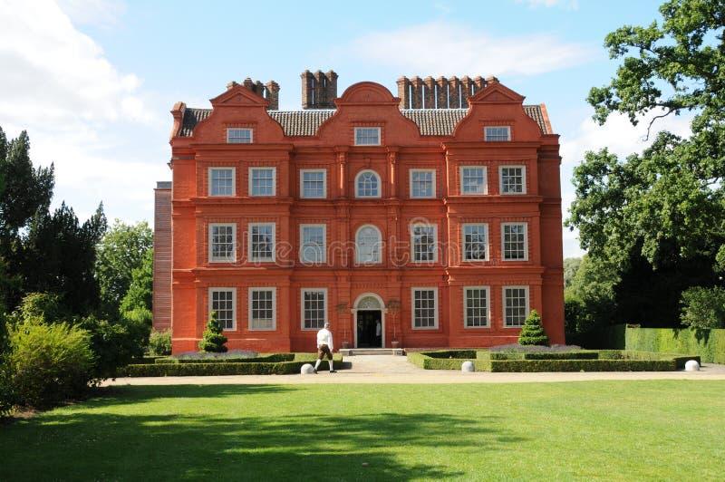 Palais de Kew dans le jardin de Kew, Londres images libres de droits