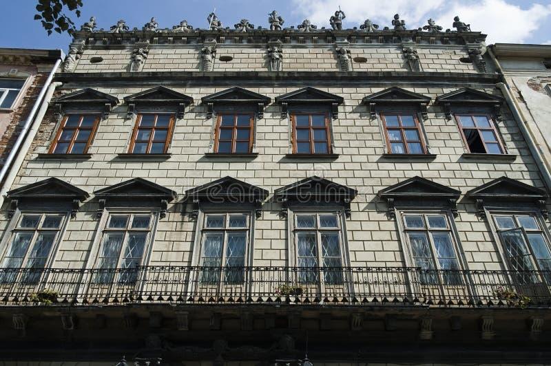 Palais de Korniakt photos stock