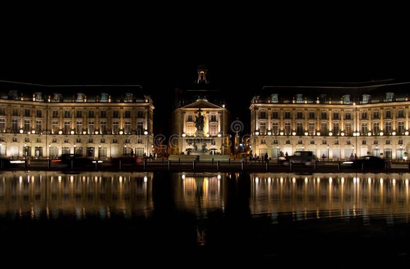 Palais de la Bourse photo stock