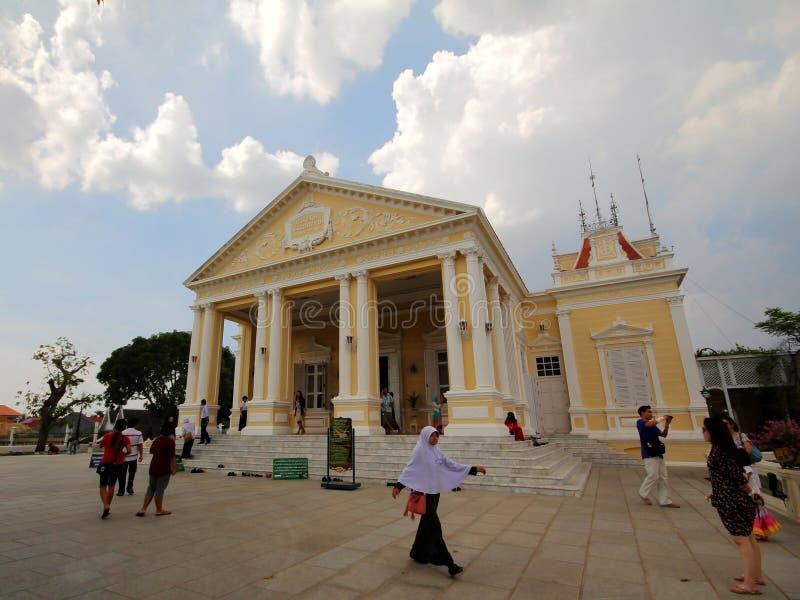 Palais de la Grèce photographie stock libre de droits