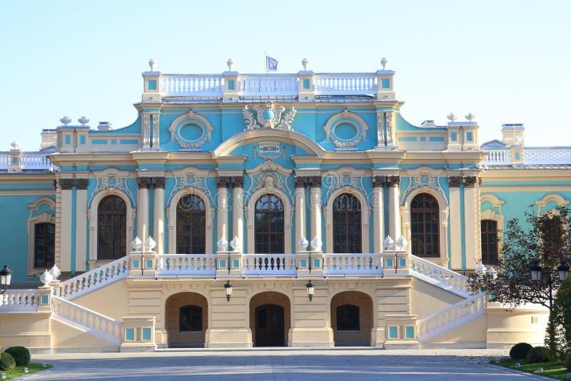 Palais 1 de Mariinsky image libre de droits