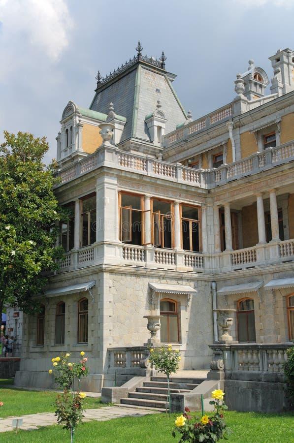 Palais de Massandra photographie stock libre de droits