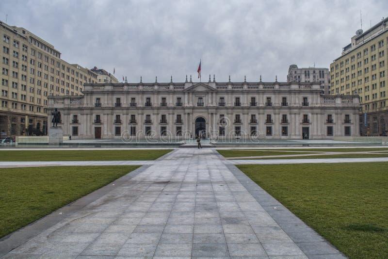 Palais de Moneda de La images stock