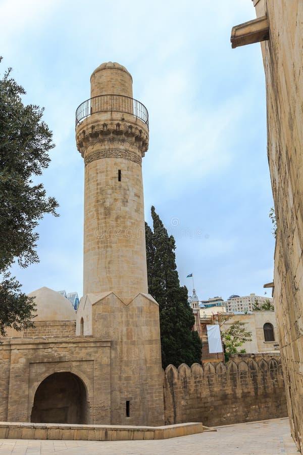 palais de mosquée de jardin images libres de droits