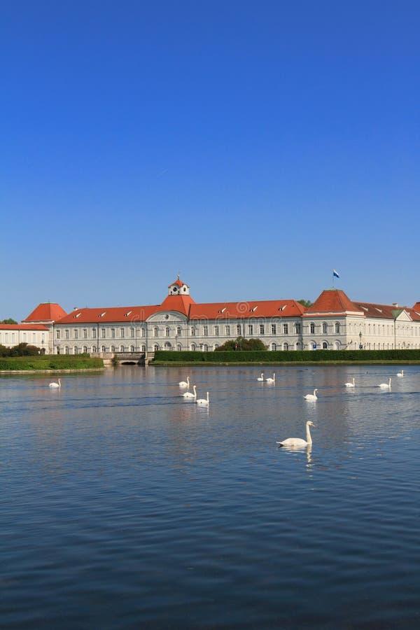 Palais de Nymphenburg, Allemagne photo libre de droits