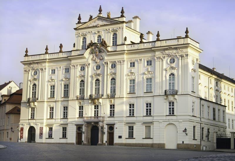 Palais de Prague photo libre de droits