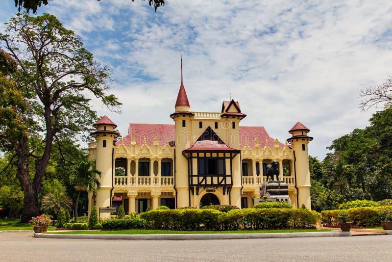 Palais de Sanam Chan photo libre de droits