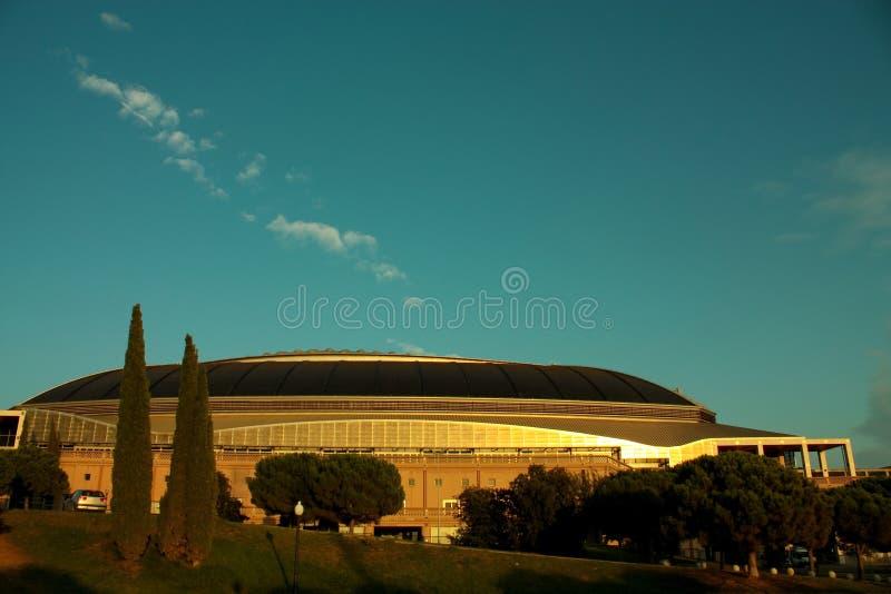 Palais de Sant Jordi. Olimpic Barcelone photos stock