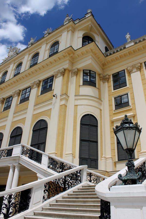 Palais de Schonbrunn photos stock