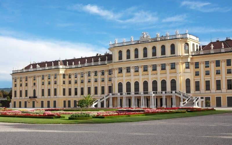 Palais de Schonbrunn photos libres de droits