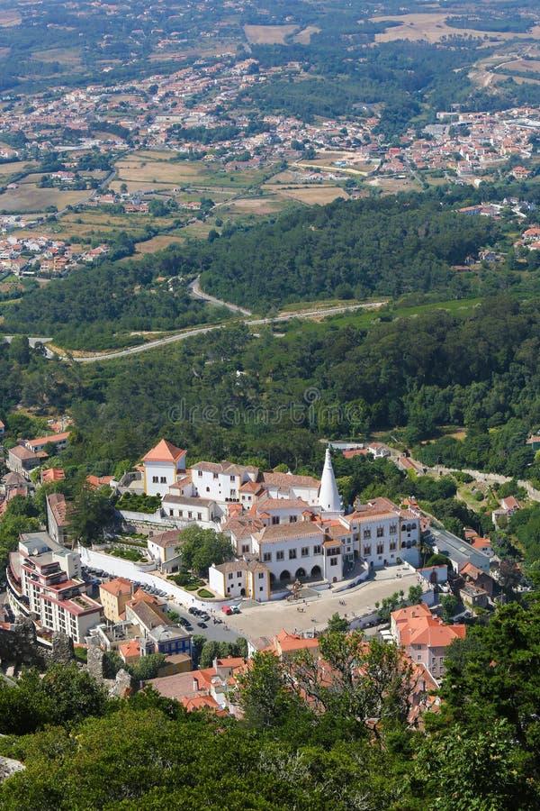 Download Palais De Sintra, Secteur De Lisbonne, Portugal Image stock - Image du ville, royal: 76079417