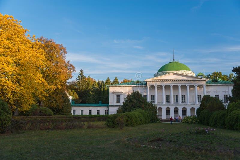 Palais de Sokirinci images libres de droits