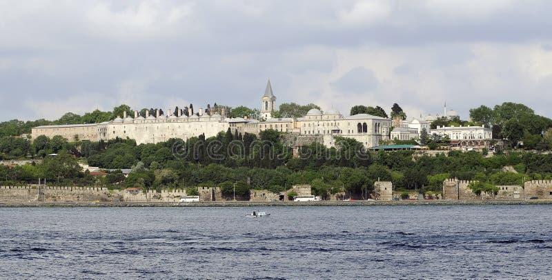 Palais de Topkapi à Istanbul images libres de droits