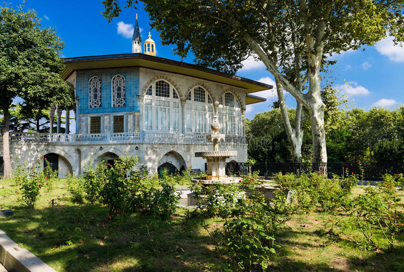 Palais de Topkapi à Istanbul photos stock