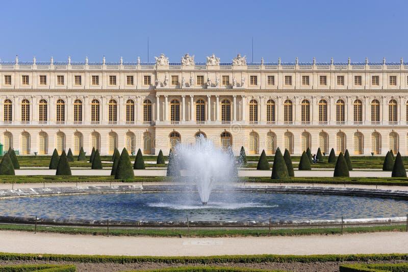 Palais de Versailles image libre de droits