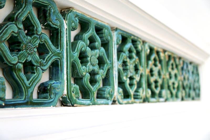Palais de wat d'incision dans le temple Bangkok Asie photographie stock libre de droits