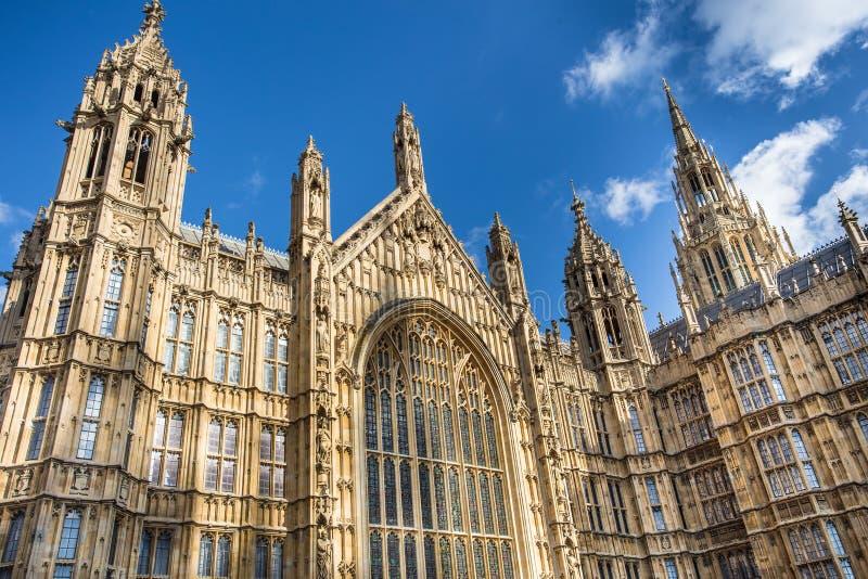 Palais de Westminster images stock