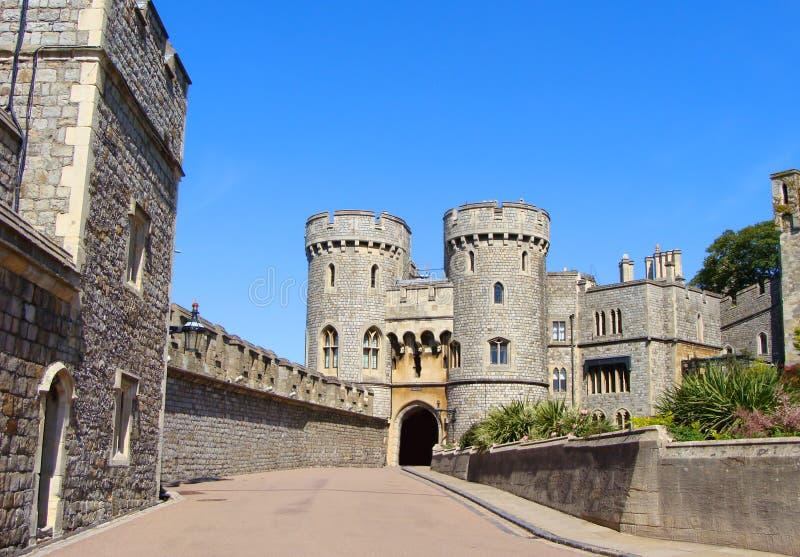Palais de Windsor photo libre de droits