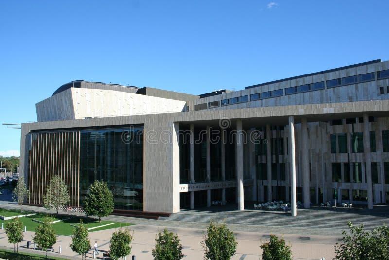 Palais des arts image libre de droits