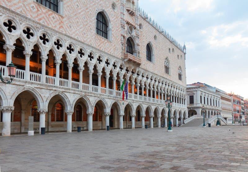 Palais des doges, Venise, Italie photographie stock libre de droits