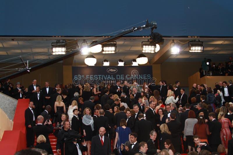 Palais des Festivals stock image