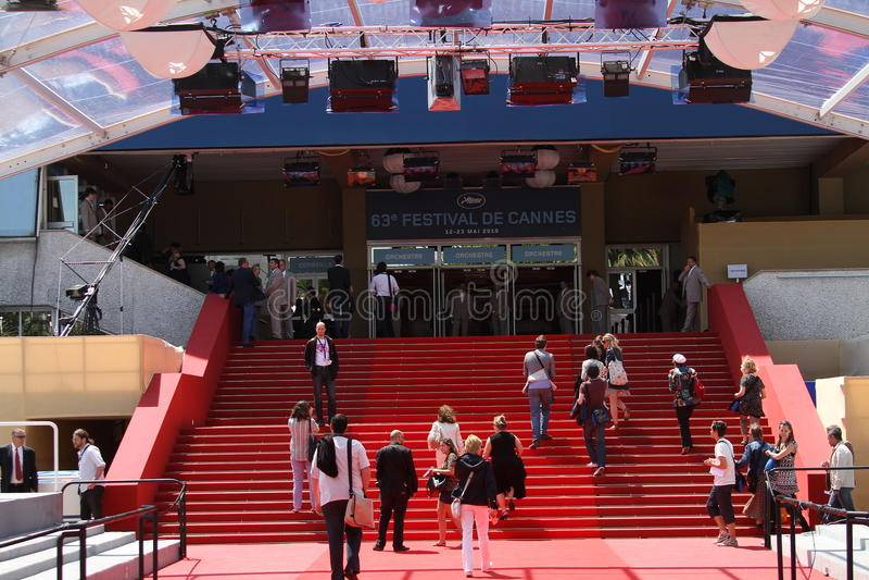 Download Palais Des Festivals. Red Carpet Editorial Photography - Image: 14576437