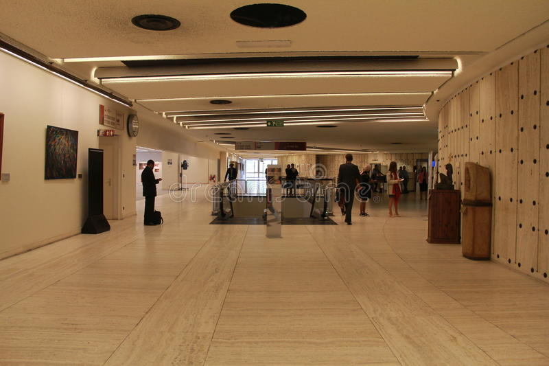 Palais des Nations/palais des nations, Genève Suisse photographie stock libre de droits