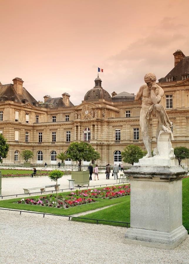 Palais royalty free stock photo