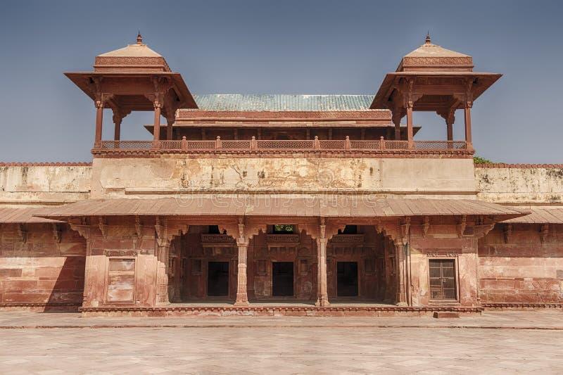 Palais du ` s de reine de Fatehpur image stock