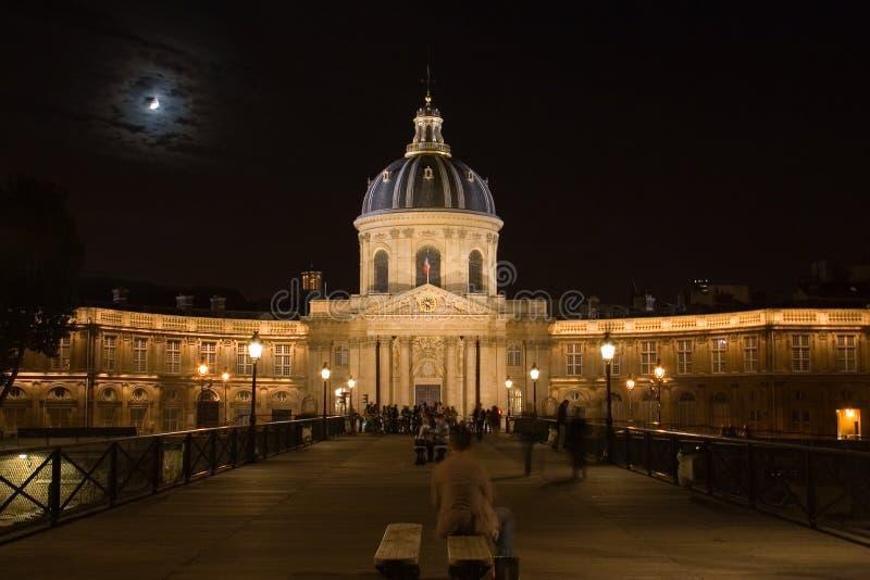 palais för natt för D de honneur lalegion arkivfoton