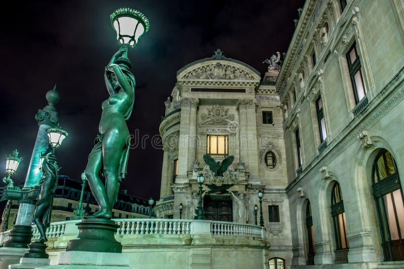 Palais Garnier 库存照片