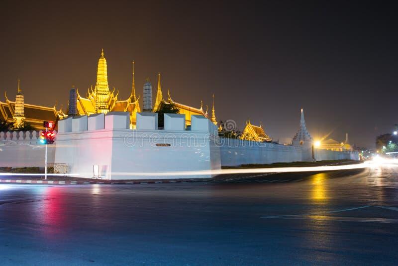 Palais grand Bangkok Thaïlande image libre de droits